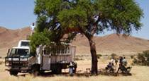 New African Overland Tours - Camping & Accommodated