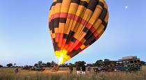 Hot Air Ballooning - Chobe, Botswana