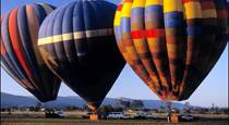 Hot Air Ballooning - Magaliesberg (Near Johannesburg)