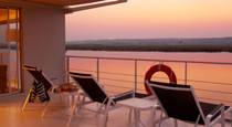 Zambezi Queen Luxury Houseboat - Chobe River, Botswana