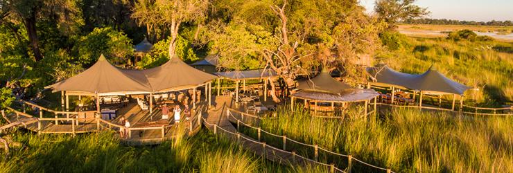 Little Vumbura, Okavango Delta, Botswana