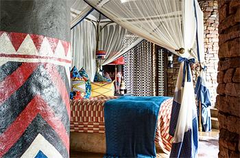 Singita Pamushana Lodge, Zimbabwe