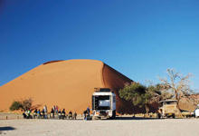 Sossusvlei Guided Tour
