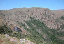 Scenery - Swaziland Overland Tour