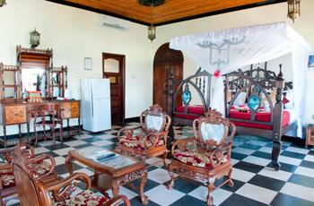 Room Interior, Tembo Hotel, Zanzibar