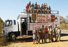 Overland Safari