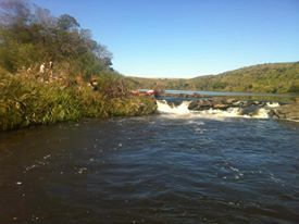 South Africa river rafting