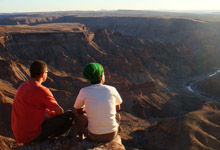 Overland Tour, Fish River Canyon