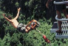 Victoria Falls - Bungi Jumping
