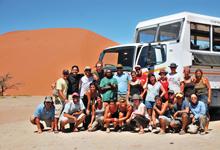 Overland Tour Namibia