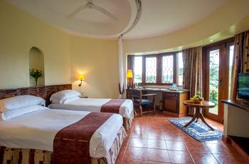 Room Interior, Arusha Serena
