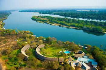 A'Zambezi River Lodge, Victoria Falls