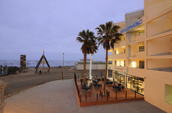 The Beach Hotel at Swakopmund