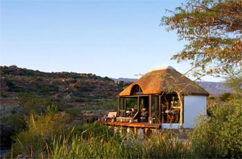Indulge in a spa treatment at Bushmanskloof Wilderness Reserve