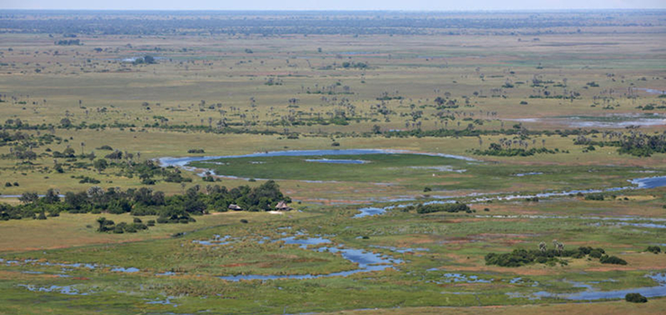 The Linyanti is similar to the Okavango Delta in certain respects
