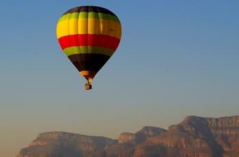 Hot Air Ballooning, Hoedspruit, near Kruger Park