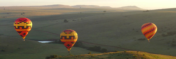Hot Air Ballooning, Cradle of Humankind
