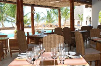 Restaurant at Blue Bay Resort