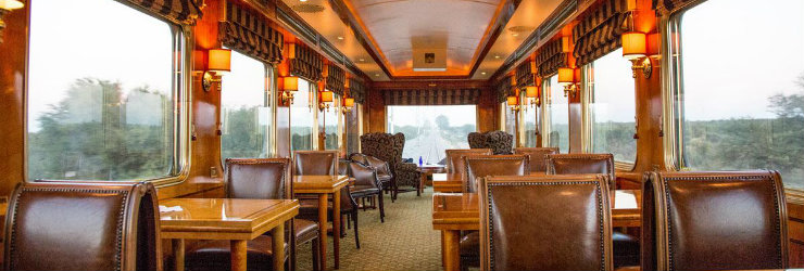 Observation Carriage, Blue Train