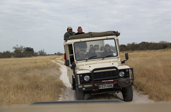 Bushways Mobile Safari, Botswana