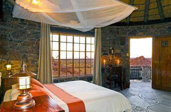 Rock Chalets, Canyon Lodge, Namibia