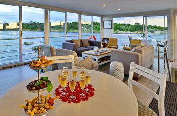 Luxury Chobe Princess Houseboat