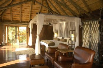 Room Interior, Camp Shawu, Kruger Park