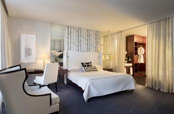 Room Interior, Da Vinci Hotel, Johannesburg, South Africa