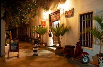 Dhow Palace Hotel, Zanzibar