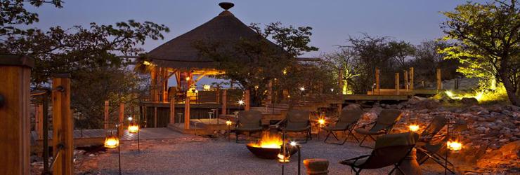 Dolomite Camp, Namibia