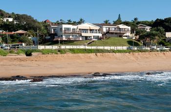 Fairlight Beach House, north of Durban