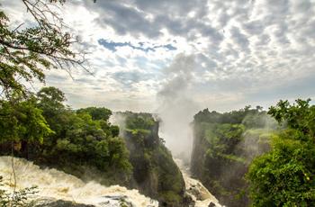 Devils Cataract, Victoria Falls, Zimbabwe
