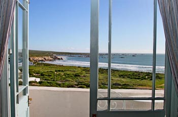 Beuatiful sea views from all the rooms at Gilcrest Place