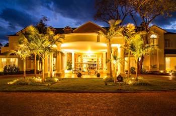 Hemingways Nairobi, Main Entrance