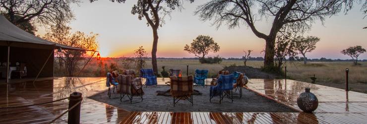 Kadizora, Okavango Delta