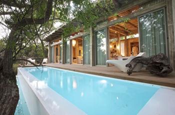 Swimming Pool at your Kapama Karula Suite