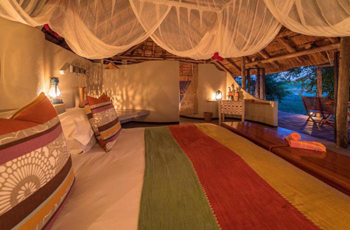 Kapamba Bushcamp although rustic, ticks all the necessity boxes