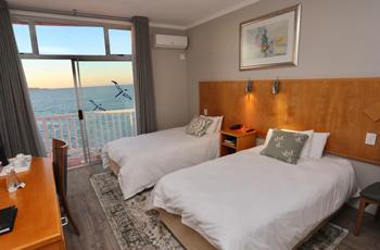 Room Interior, Luderitz Nest Hotel