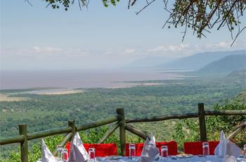 Lake Manyara Serena, Tanzania