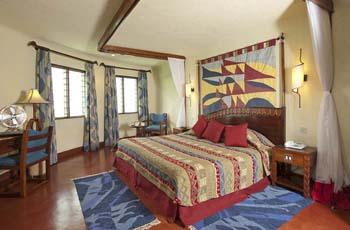 Lake Manyara Serena Lodge, Tanzania