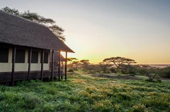 Lake Ndutu Luxury Tented Lodge, Tanzania