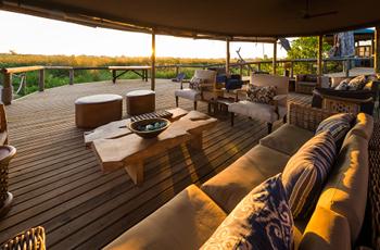 Little Vumbura offers stylish luxury in a true wilderness