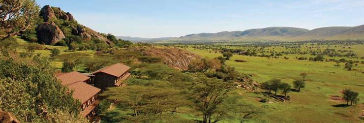 Lobo Wildlife Lodge, Tanzania