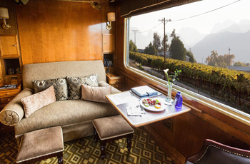 Luxury Train Safaris with Blue Train, South Africa