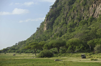Manyara Escarpment, Lake Manyara National Park