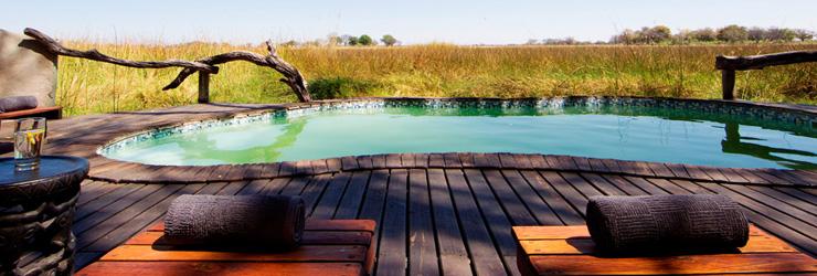 Mapula Lodge, Okavango Delta