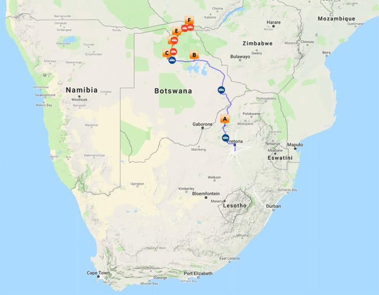 12 Day Affordable Botswana Safari