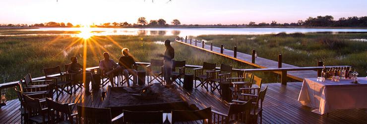 Mapalu Lodge, Okavango Delta, Botswana