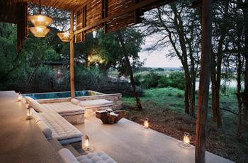 Matetsi Victoria Falls offers luxury accommodation close to Victoria Falls, Zimbabwe