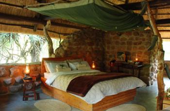Stone Camp, Mkhaya Game Reserve, Swaziland